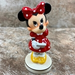 Disney Figurines , Minnie Solo, 17-329, Tmk 6, XXXX of 1,000, Type 1
