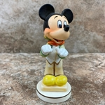 Disney Figurines , Mickey Conductor, 17-330, Tmk 6, XXXX of 1,000, Type 1